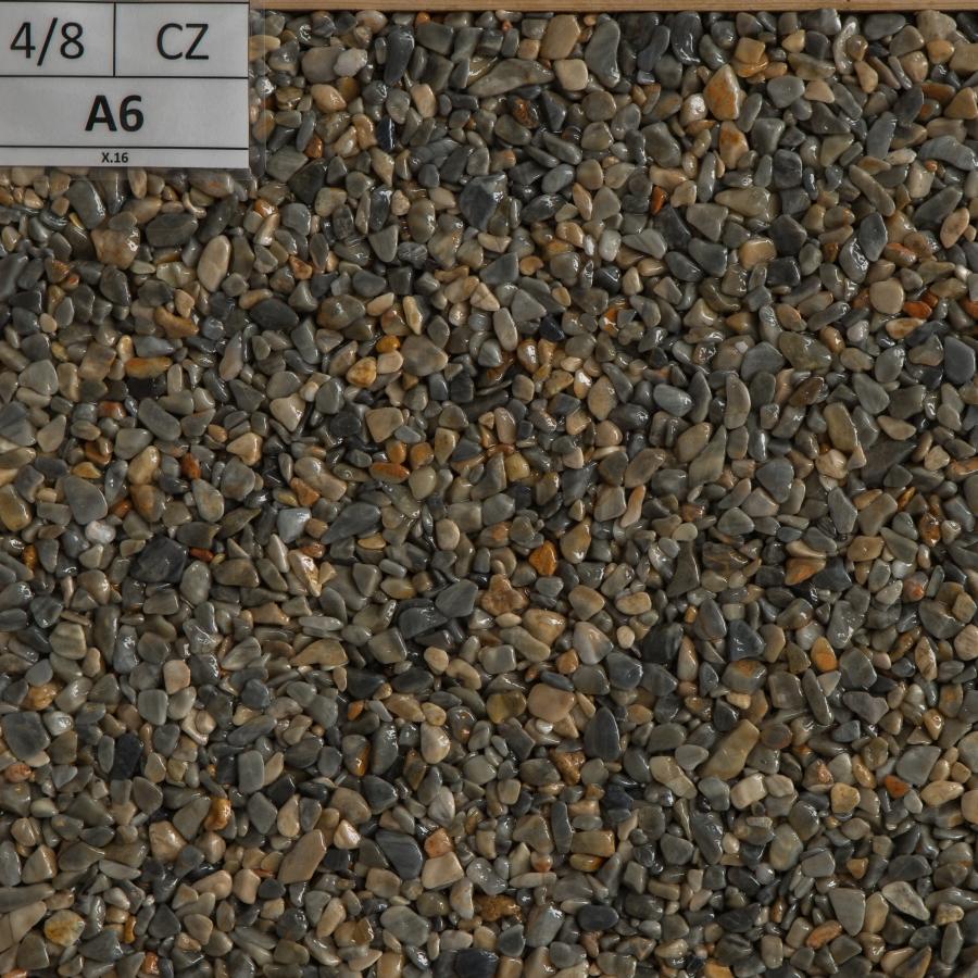 4-8 Gravel Devon A6 - náhled