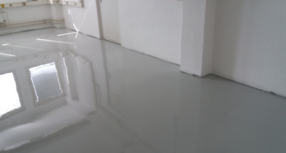 Lité podlahy - náhled